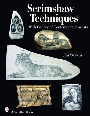 Scrimshaw Techniques By Stevens, Jim