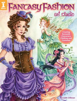 Fantasy Fashion Art Studio By Dillman, Meredith